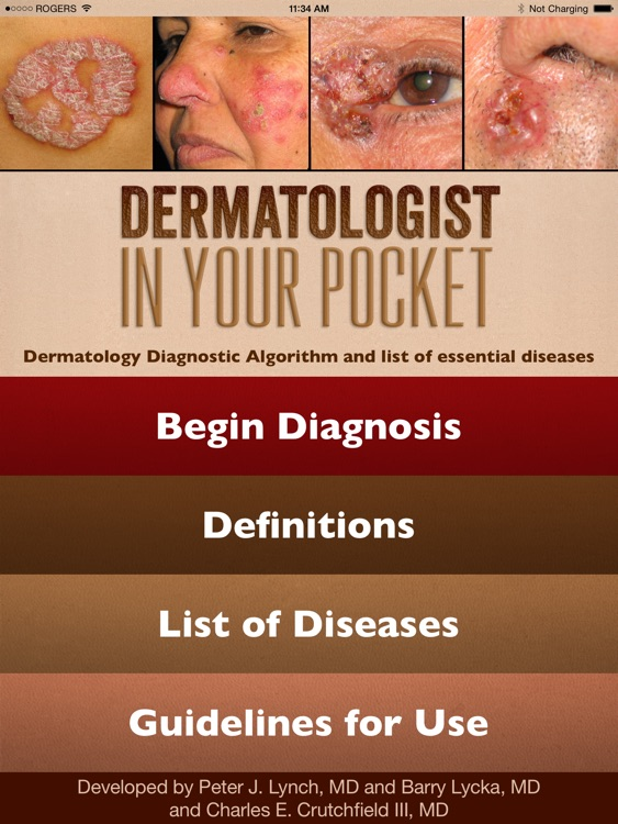 Dermatologist In Your Pocket for iPad