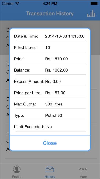 One Fuel Card screenshot-3