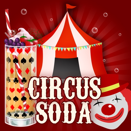 ``Circus`` Soda Maker - Make Your Own Drink Game icon