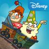 The 7D Mine Train - Disney