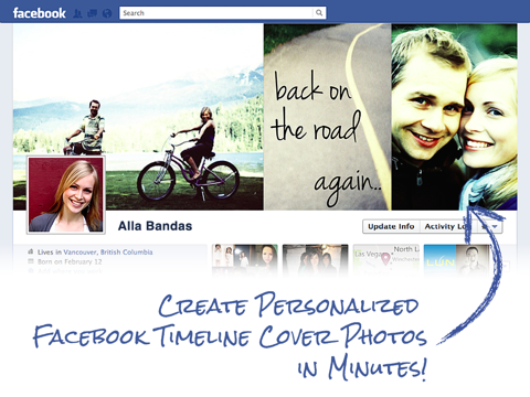 Timeline Cover Photo Maker Free - Design and create your
