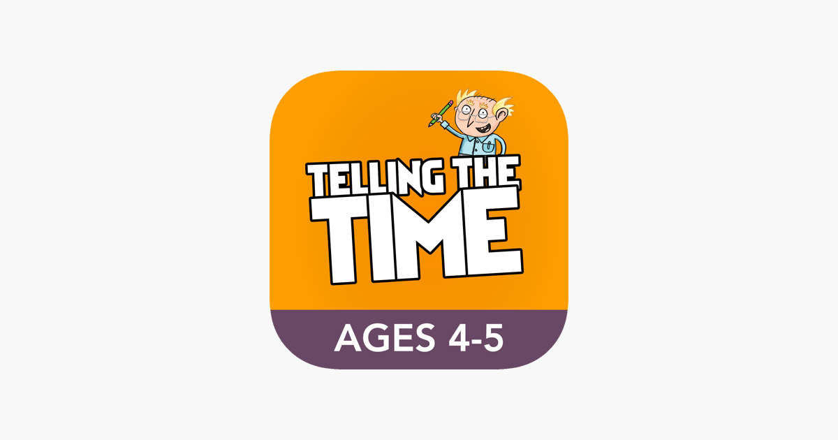 Telling the Time Ages 4-5: Andrew Brodie Basics on the ...