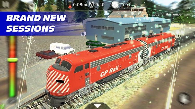 Train Driver Journey 6 - Highland Valley Industries screenshot-3