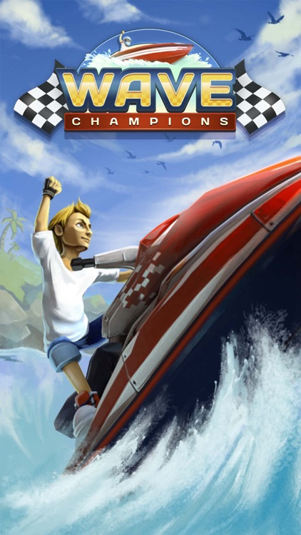 Wave Champions screenshot-0