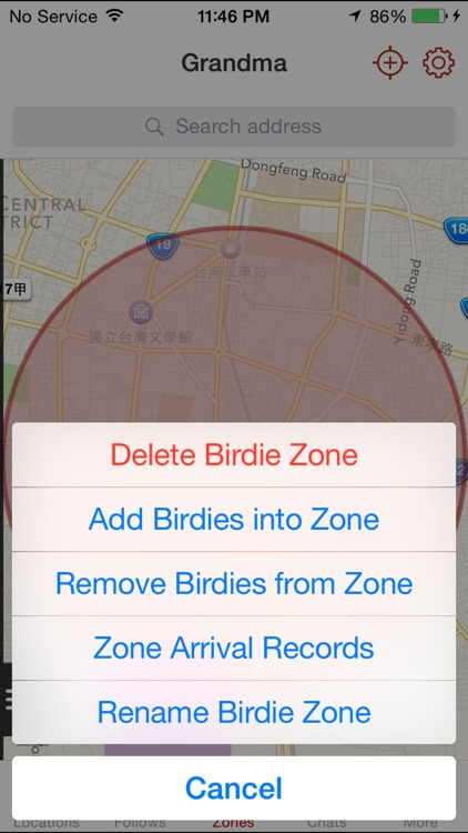 BirdieView - Free GPS Tracker screenshot-3