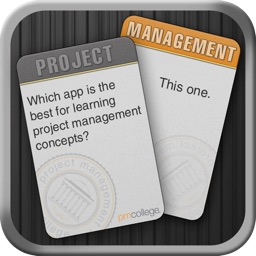 PMP® Flashcards for Project Management