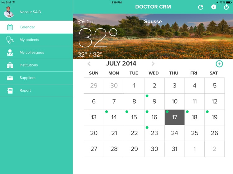 Doctor CRM
