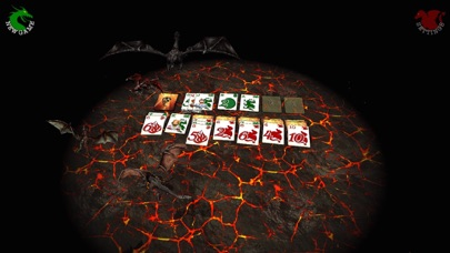 Dragon Solitaire - 3D Klondike Game screenshot four