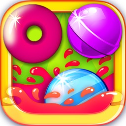 ``` A Soda Candy Mania ``` - fruit adventure in juicy land match-3 game