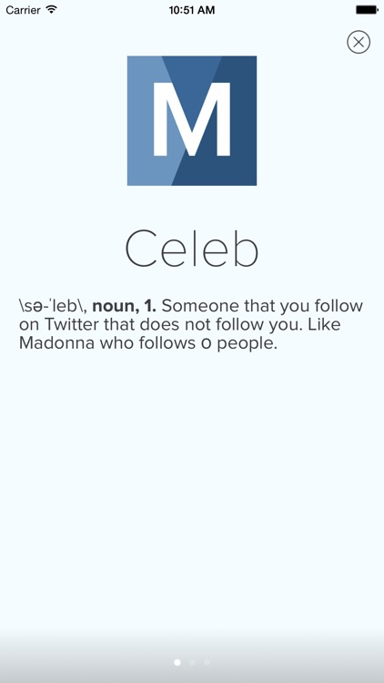Mutual - Twitter Unfollower and Follower Tool screenshot-4
