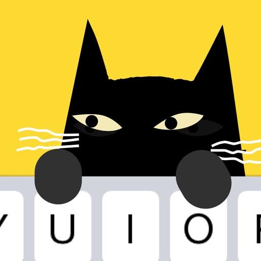 KittyKey - Cat Keyboard, Stickers, Sounds, Emoji & Kaomoji iOS App