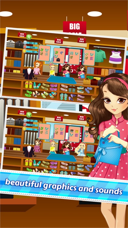 Girl Fashion Shopping Mall screenshot-2