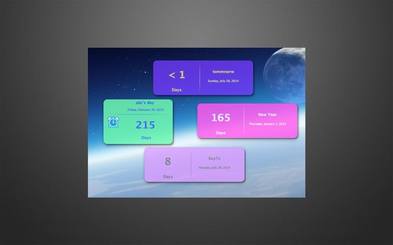 Countdown-Days скриншот программы 2