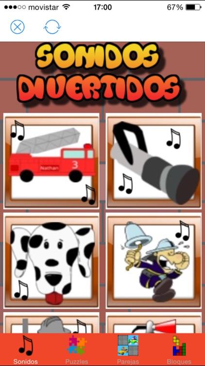 Juegos de Bomberos para niños screenshot-4