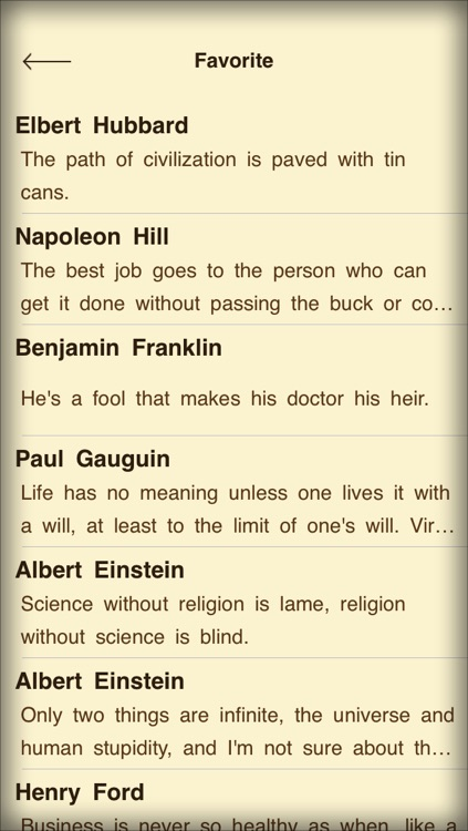 Famous people - quotes, sayings, thoughts, phrases and aphorisms HD screenshot-3