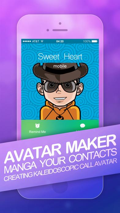 Avatar Maker - Manga Your Contactsのおすすめ画像2