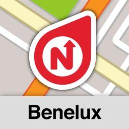 NLife Benelux - Offline GPS Navigation, Traffic & Maps
