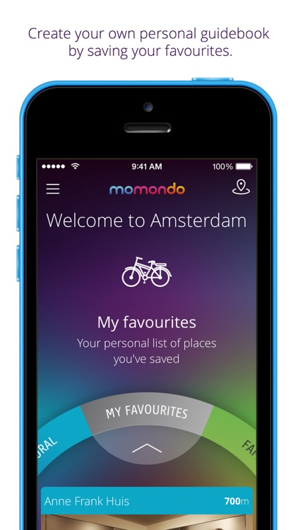 Amsterdam travel guide & map - momondo places screenshot-4
