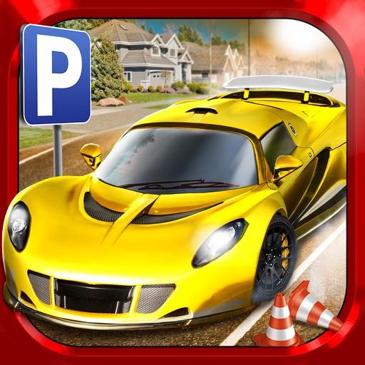City Driving Test Car Parking Simulator - АвтомобильГонки ИгрыБесплатно