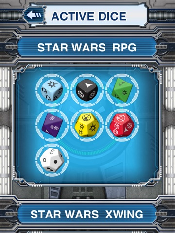 Star Wars™ Dice для iPad