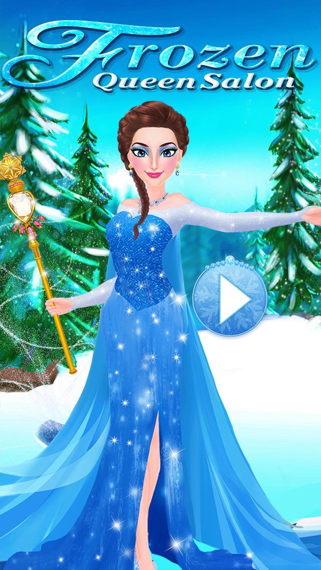 Frozen Ice Queen - Beauty SPA hack tool