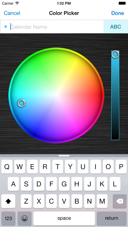 Calendar Color Picker screenshot-2