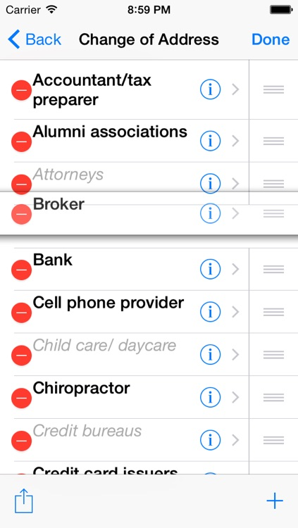 Moving Checklist Pro screenshot-3