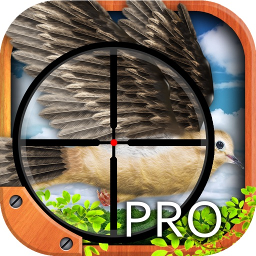 A Real Dove Hunting Sniper Game with Scope Adventure Simulation FPS Games PRO