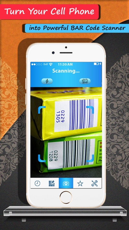 QR Scanner - Scan, Decode, Create, Generate Barcode & QR Code Reader instantly screenshot-2
