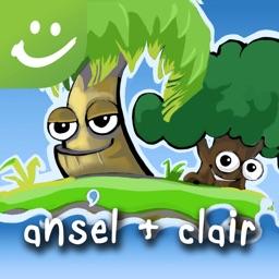 Ansel & Clair: Little Green Island - A SylvanPlay App