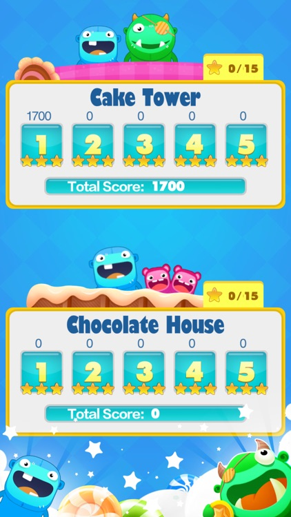 Candy Monster Tap - Candy Monster Grabbing, fast paced,coin collect,tapping,super fun free game! screenshot-4