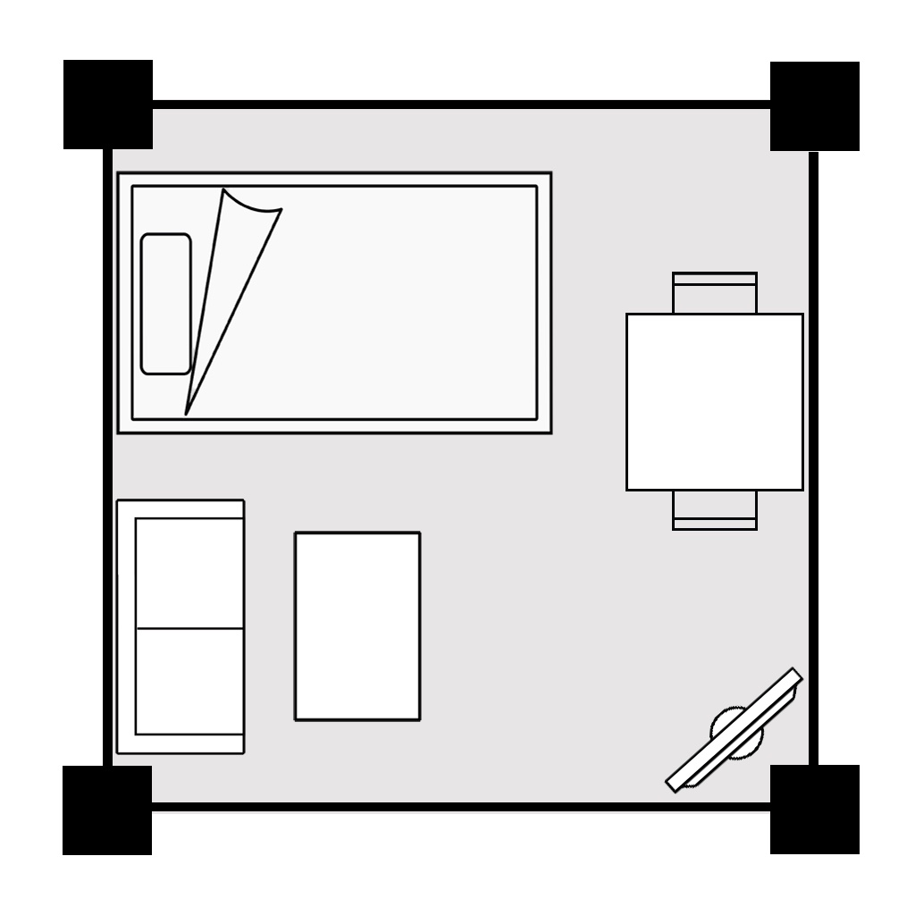Furniture Layout for iPad