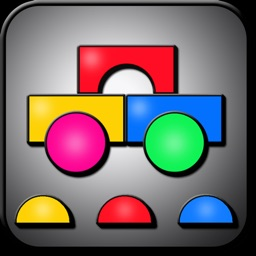 Creative Shapes: Puzzles for Toddlers