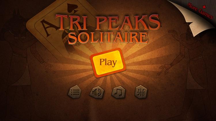 Tri Peaks Solitaire`