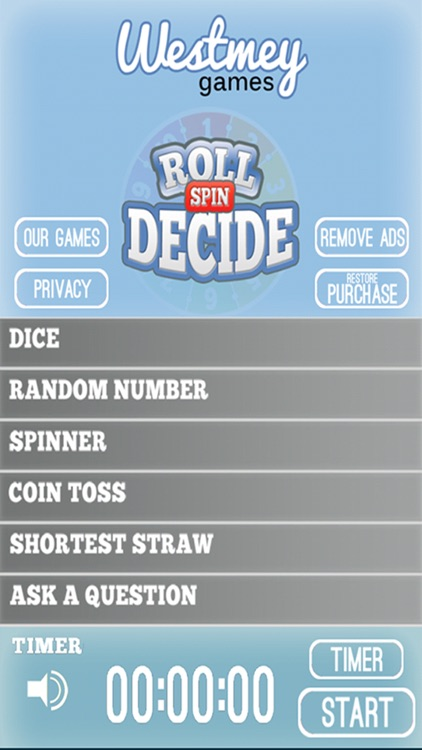 Roll Spin Decide screenshot-0