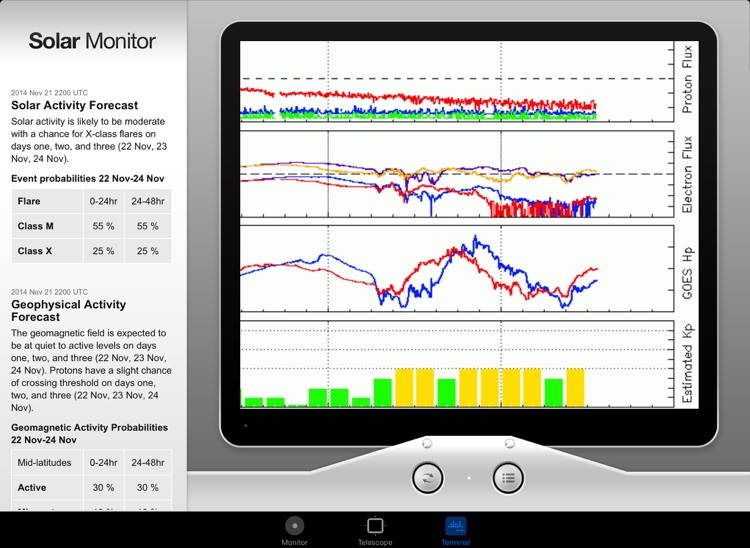 Solar Monitor Pro screenshot-4
