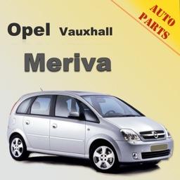 Autoparts Opel Meriva