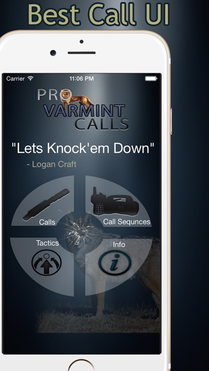 Pro Varmint Calls & Calling Sequences