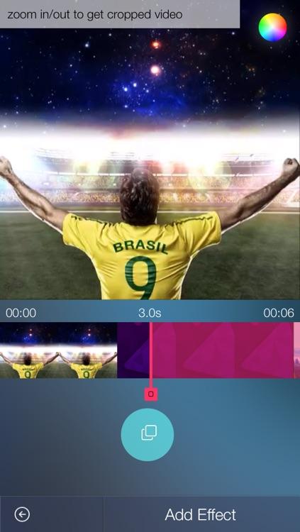 Upload for Vine - Edit and upload your video to Vine