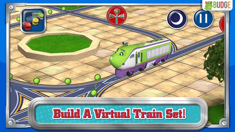 Chuggington Traintastic Adventures Free – A Train Set Game for Kids screenshot-3