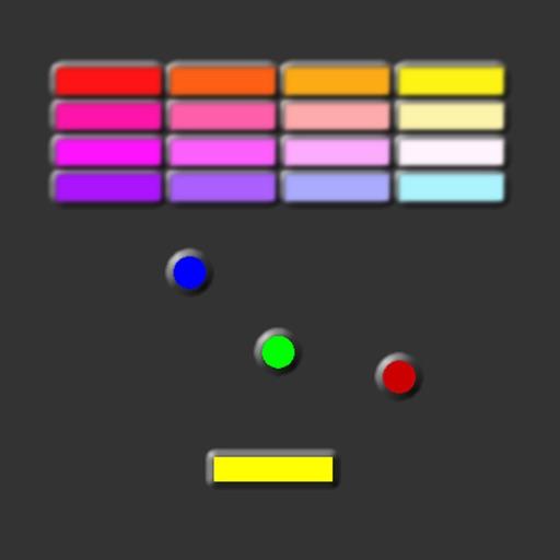 ボールの戦争 ~ 昔ながらの人気の無料ゲーム、ブロック崩し