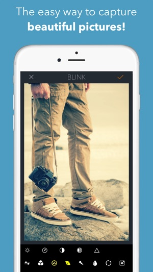 BLINK - Photo Editor For Instagram Screenshot