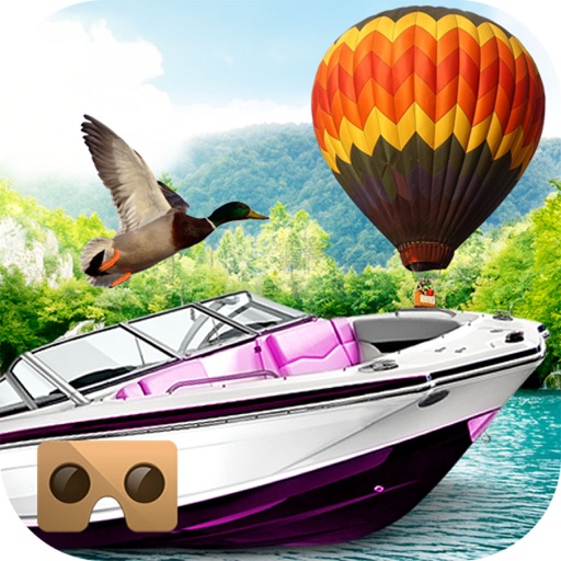 VR Crazy Boat Adventure: Real Free 3D Game