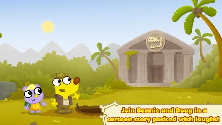 Dino Dog ~ A Digging Adventure with Dinosaurs! screenshot-3