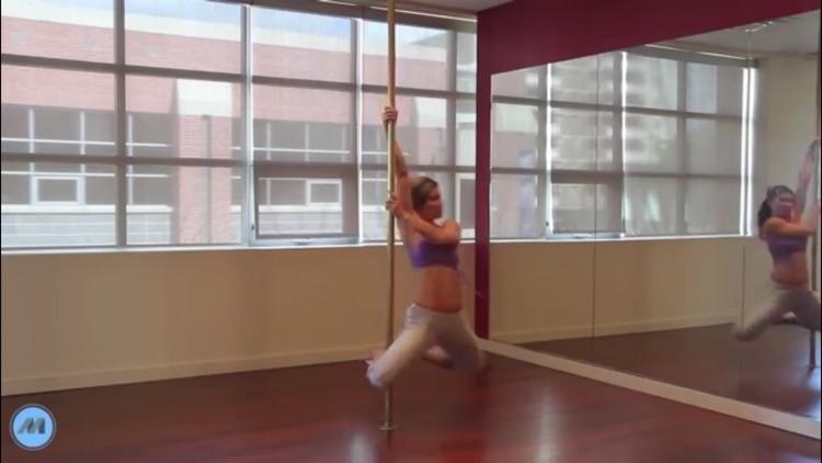 Pole Dancing Fitness screenshot-3