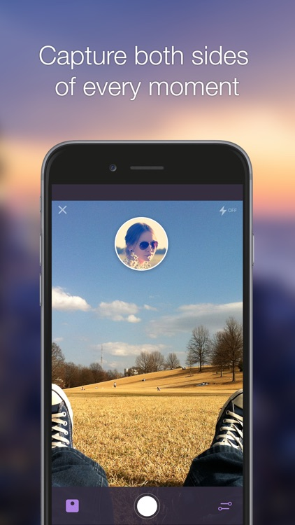 SelfBack - Selfie & Back Camera