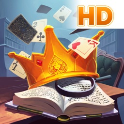 Solitaire Mystery: Stolen Power HD