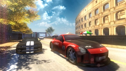 Rome Racing screenshot one