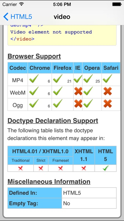 HTML5 Pro FREE screenshot-3