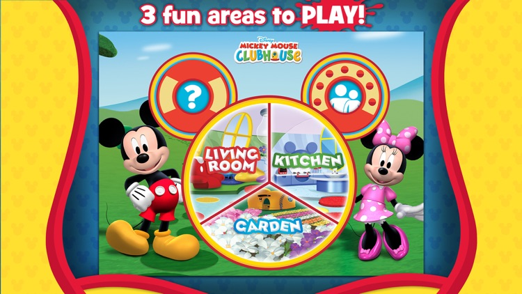 Mickey Mouse Clubhouse Color & Play screenshot-0